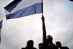 Protesten Nicaragua237